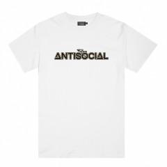 Футболка Antisocial Camera Logo White