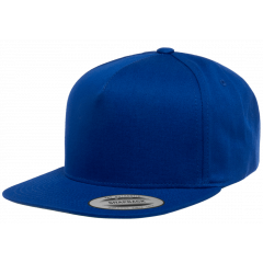 Кепка FlexFit 6007 - Classic Snapback Royal