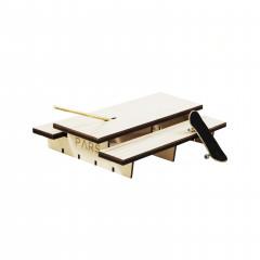 Фингерпарк PARS P-Table деревянный верх